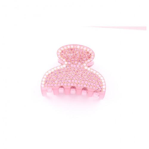 Peigne métal Rock'n Roll Nuage de Petits Papillons Rail (moyen modèle)